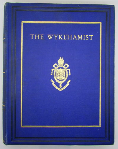 The Wykehamist by WINCHESTER COLLEGE