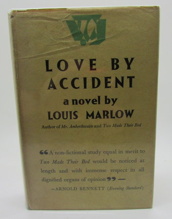 Love By Accident by MARLOW, Louis