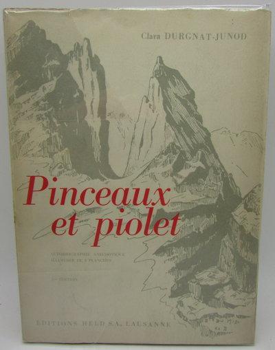 Pinceaux et piolet by DURGNAT-JUNOD, Clara
