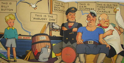 """The Cruise of the """"Marjery Daw"""" by SMITH, Gregor Ian"""