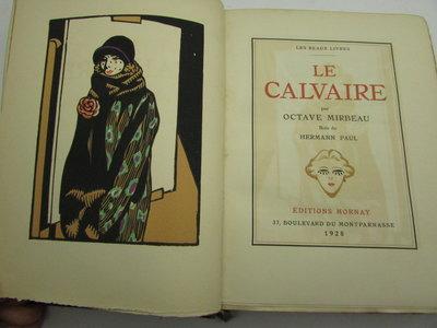 Le Calvaire by MIRBEAU, Octave