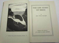 The Life Story of Birds by DAGLISH, Eric Fitch