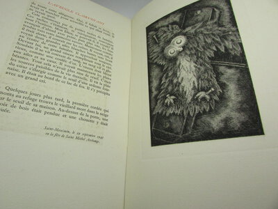 L'Aveugle clairvoyant. Parabole. Eaux-fortes par Grékoff by BRUCKBERGER, Raymond-Léopold