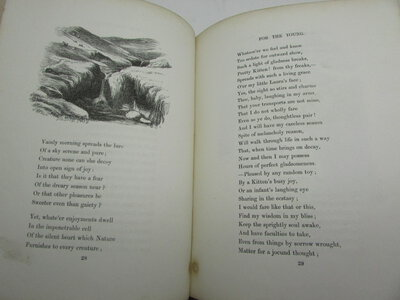 Wordsworth's Poems for the Young by WORDSWORTH, William