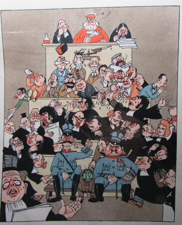 Le Code Penal, illustratons de Jean Dratz by [ANON]