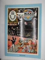 100 Ans D'Affiche de la MAGIE by REYNOLDS, Charles & Regina