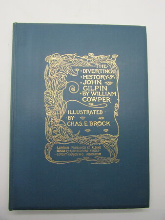 The Diverting History of John Gilpin by COWPER, William