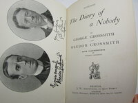 The Diary of a Nobody by GROSSMITH, George & Weedon