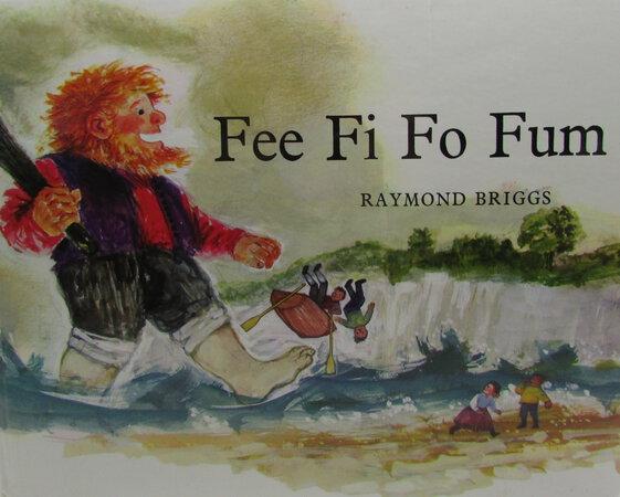 Fee Fi Fo Fum by BRIGGS, Raymond