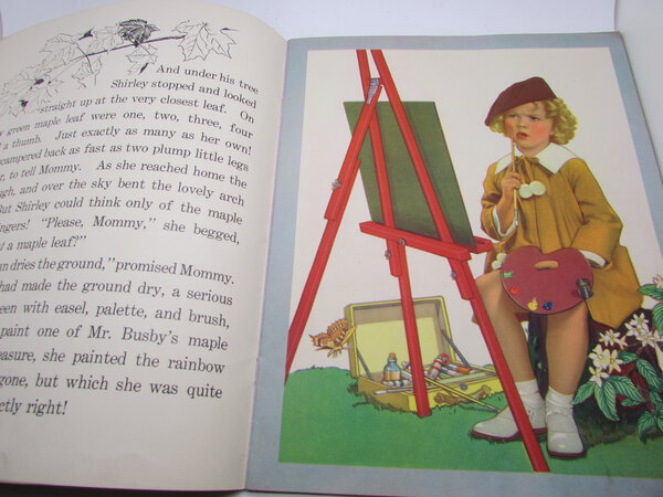 Shirley Temple at Play. by SAALFIELD Publishing Co.