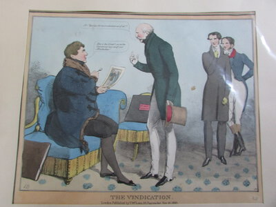 The Vindication by H.B. [John Doyle]