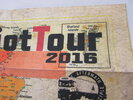 Another image of AdpRiotTour Limited Edition Distressed Riot Map by CAUTY, Jimmy