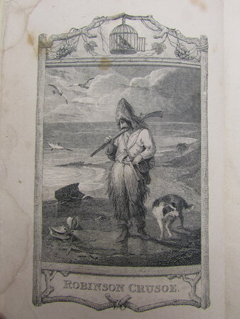 The Life and Adventures of Robinson Crusoe: by DEFOE, Daniel