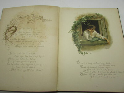 A Book of Modern Ballads by Havers, Alice (Illustrator)