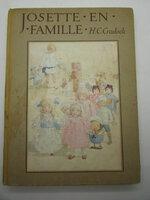 Josette en Famille adapte de L'Anglais par Gisele Vallerey illustre par HONOR C. APPLETON by CRADOCK, Mrs H. C.