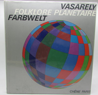 Folklore Planetaire Farbwelt by VASARELY, Victor