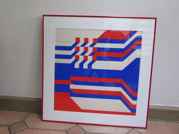 Gentse Konstruktieve Kunst. by VAN NUNEN, Jan.