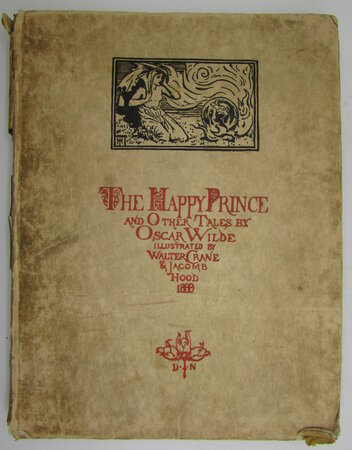 The Happy Prince and Other Tales by WILDE, Oscar