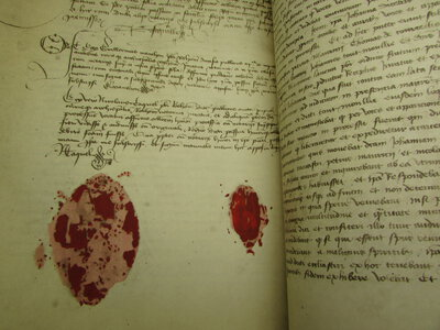 Le procès de condamnation de Jeanne d'Arc by MARCHAND, Jean