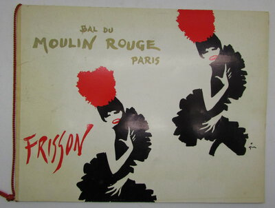 Bal du Moulin Rouge by GRUAU, René