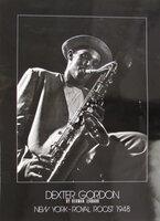 Dexter Gordon. New York - Royal Roost 1948 by LEONARD, Herman.