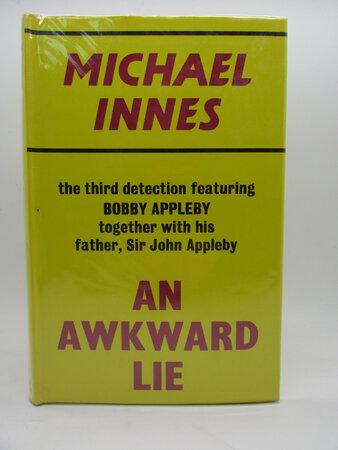 An Awkward Lie. by INNES, Michael