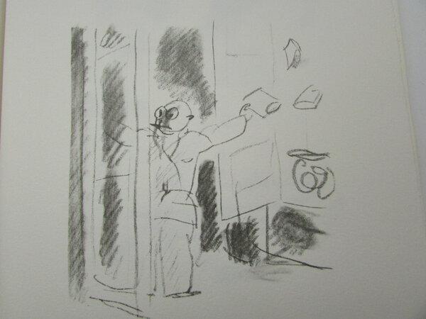 Le chemin de l'ascétisme by BOFA, Gus