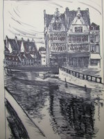 Het Vlaamse Land by MALCLES-MASEREEL, Laure