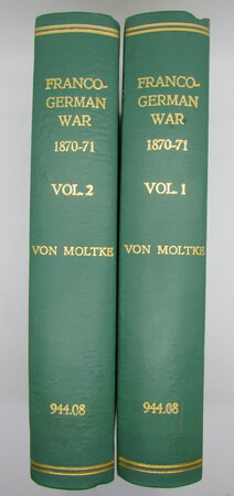 The Franco-German War of 1870-71 by MOLTKE, Count Helmuth Von.