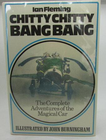 Chitty Chitty Bang Bang. by FLEMING, Ian