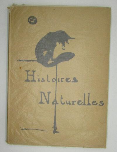 Histoires naturelles. by RENARD, Jules