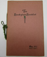The Book-plate Booklet (Volume 4 - Number 2) by FOWLER, H. Alfred