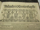 Another image of Volunteer Service Gazette and Militia Dispatch by KELLY, Frederick George.