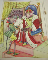 The Adventures of Wibbley Mouse. by MEAD, Stella