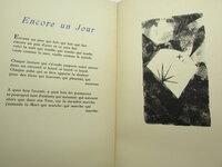 Vingt-cinq poèmes de la Tour du Vent. Avec 6 lithographies originaux de Louis Roger. by BRIANT, Théophile