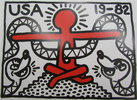 Another image of Keith Haring: Editions on Paper 1982-1990. by HARING, Keith
