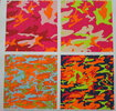 Another image of Camouflage. by WARHOL, Andy.