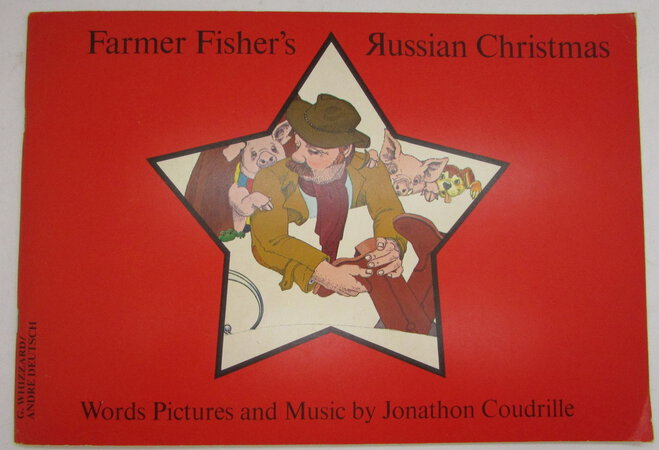 Farmer Fisher's Russian Christmas. by COUDRILLE, Jonathon X.