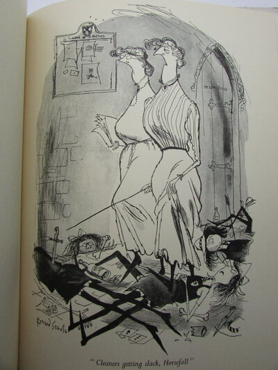 Souls in Torment. by SEARLE, Ronald