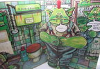 Another image of Fungus the Bogeyman. Plop-Up Book. by BRIGGS, Raymond
