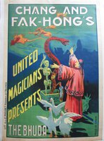 Chang and Fak-Hong's United Magicians presents The Bhuda by [ANONYMOUS ARTIST]