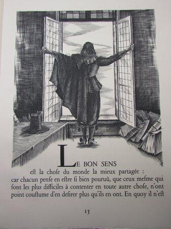 Discours de la Methode pour bien condvire sa raison by DESCARTES, Rene