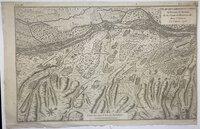 Plan des Differens Camps du Vicomte de Turenne & du Comte Montecuculli, by RAMSAY, Andrew Micheal