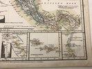 Another image of Vulkanreihe von Guatemala, die Landengen von Tehuantepec, Nicaragua und Panama und die Central Vulkane der Süd See, by [ANON]