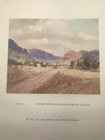 The art of Rubery Bennett. by DARGIE, William