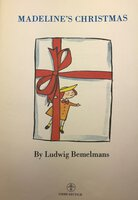 Madeline's Christmas by BEMELMANS, Ludwig