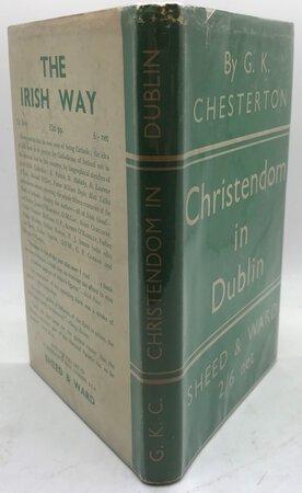 Christendom in Dublin by CHESTERTON, G.K.