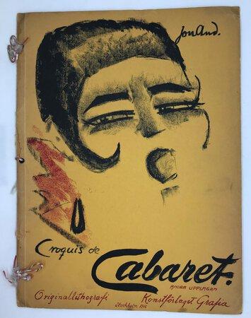 Croquis de Cabaret. by JON-AND, John