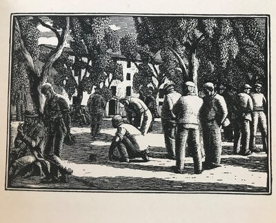 'How to do it' Series No. 2 - Wood-engraving and Woodcuts by LEIGHTON, Clare