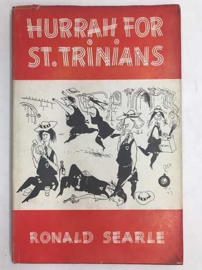 Hurrah for St Trinian's by SEARLE, Ronald